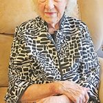 Evelyn Bailey feels blessed for 98 wonderful years
