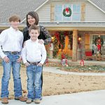 Christmas Light Winners
