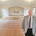 Lighthouse Baptist Church has risen from fire stronger