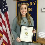 Bennett earns Bruce Rotary honor