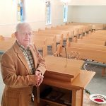 Bobby Cobb feels something special working at Westside Baptist Church