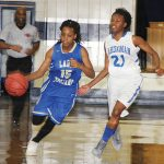 Lady Rams, Trojans win games in Vardaman