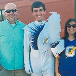 Tidwell enjoys summer with Music City Drum Bugle Corps