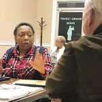 Vardaman board agrees to fix break in sewer line