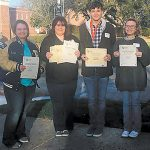 Students compete in Science and Math Tournament