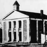 Pittsboro resident recalls courthouse fire of 1922