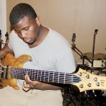 Demarcus Pittman can play it all, but loves bass the best