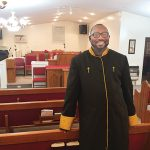 Phillips excited by growth, spirit exuded at Robbs Chapel M.B.C.