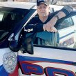 Volunteering spirit leads Casmus to Calhoun City Police Dept.