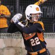 Gray homers Wildcats past Delta; Langford leads Lady 'Cats over Valley