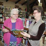 Classmates reunite at Jesse Yancy Library