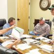 Sewerage treatment and Extension Service topics at supervisors' meeting