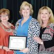 Blaylock earns district club woman of year honor
