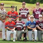 Calhoun players shine in NEMCABB game