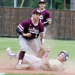 Trojans' baseball season ends in semifinal against East Webster
