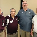 Meeting Mississippi State's Coach Moorhead