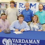 Spencer signs with Blue Mountain College