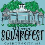 Calhoun City's 48th SquareFest will be next weekend
