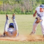 Resurrection ends season for Rams' baseball