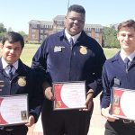 Vardaman FFA excels at state, two are elected state officers