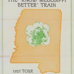 Calhoun County History The story of the 'Know Mississippi Better' Train