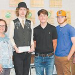 CCCTC first place team to SkillsUSA national; receive support from Haworth, Weyerhaeuser