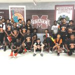 Calhoun City basketball at MSU