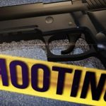 Man arrested after domestic shooting incident