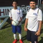 Rams compete in Hinds Soccer Camp