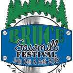 Bruce Sawmill Festival is coming this weekend