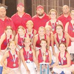 Cal-Chick girls win District Title