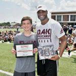 Cain excels at Prescott Camp