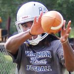 Football practice begins for all Calhoun County schools