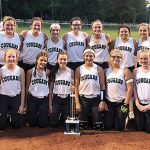 Lady Cougars open season with tournament win