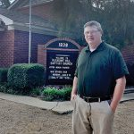 Risher settling in as new pastor at Pleasant Hill