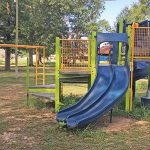 Vardaman moving playground pieces to Veterans' Park
