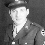 Brown earned Purple Heart after wounded at Normandy