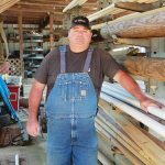 Charles D. Mahan – hog farmer turned waterman