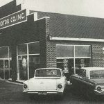 Hawkins Motor Company shares business history