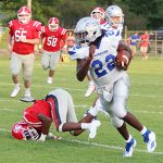 Vardaman starts strong, falters late in loss to South Pontotoc