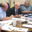 TDS disputes county tax bill; sewerage issues at fairgrounds discussed