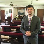 Logan begins his ministry as pastor of Pleasant Grove
