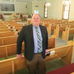 Anderson excited to start his ministry in Pittsboro