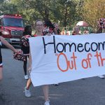 CCHS Homecoming Parade