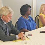Chancery judge candidates make their case in forum