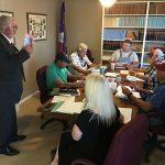 Pittsboro board meeting