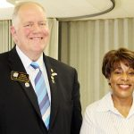Visiting Bruce Rotary