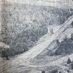 Hwy. 9W north of Bruce opened in 1958