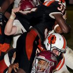Calhoun City pulls away for 35-6 region win over East Webster