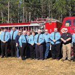 Sabougla Baptist honors first responders